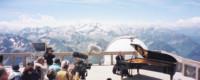 concert au sommet du Pic du Midi à 2800 mètres