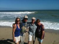 à Palm Beach avec Lindsay Garritson