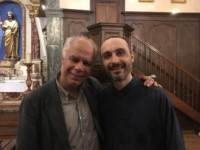 Avec le pianiste Antonio Pompa-Baldi