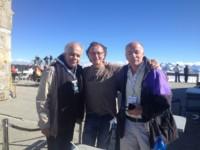Avec François René Duchable et Christophe Baillet