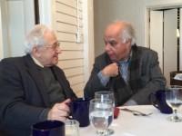 Avec Peter Frankl à Yale