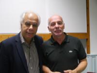 Avec Christophe Baillet